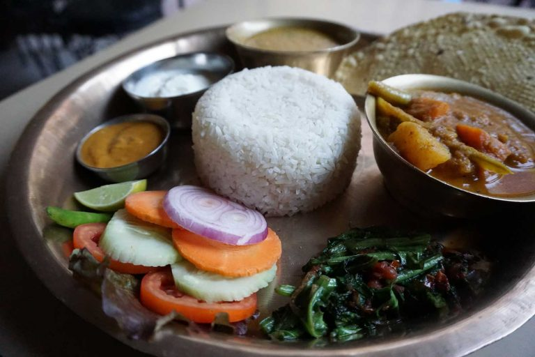 Nepalesisches Essen - kulinarische Tipps & Spots für Kathmandu! Nepal   Südostasien   Kathmandu   Reiseblog   nepalesisches Essen   Insidertipps   Nationalgericht