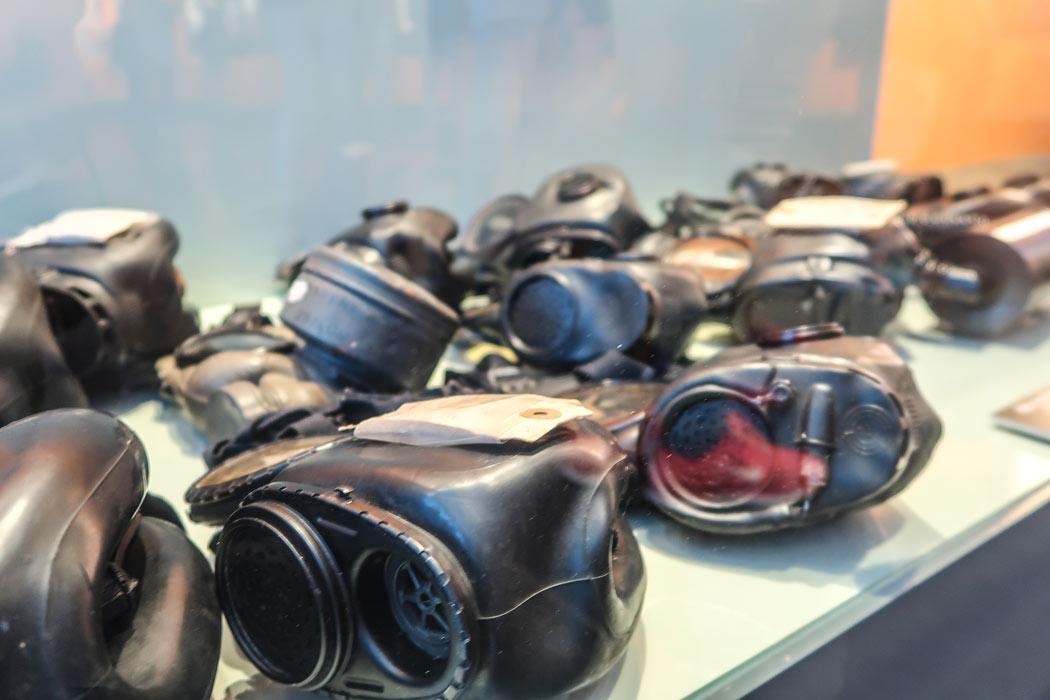 War Remants Museum - Saigon Sehenswürdigkeiten