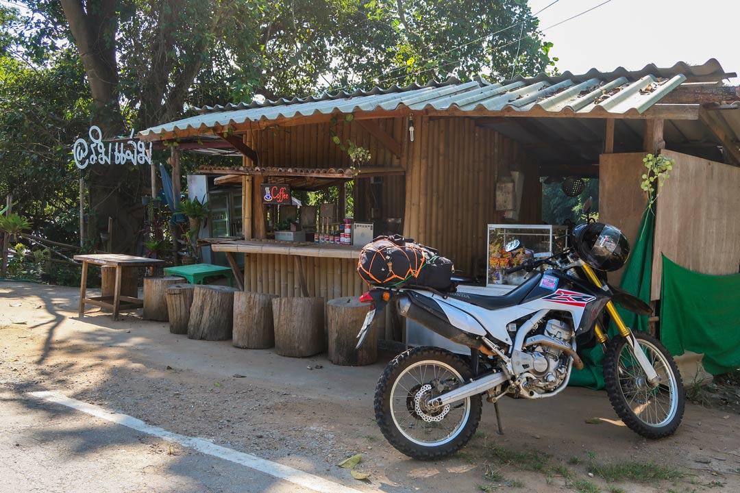 Motorradtour durch Thailand