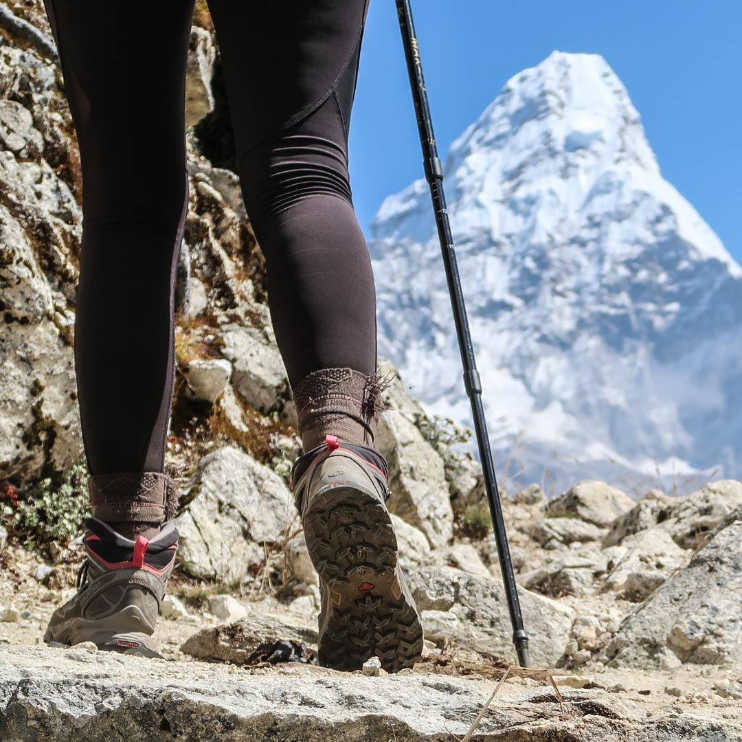 Everest Base Camp Trek Boots