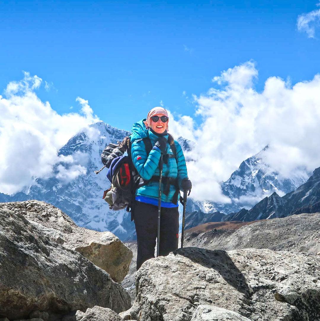 Packliste Nepal Kleidung für den Everest Base Camp Trek