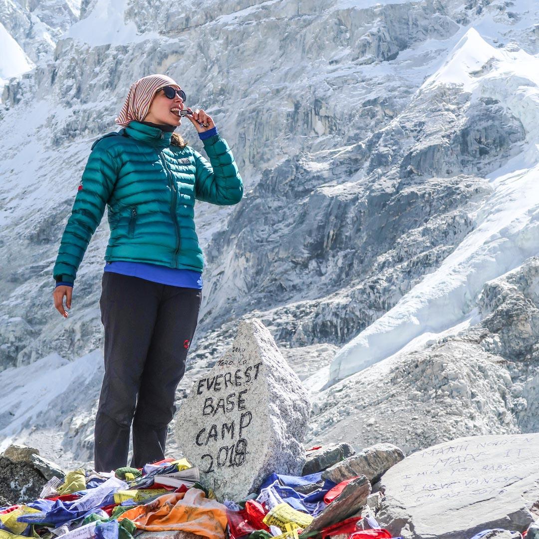 Everest Base Camp Trek Verpflegung Packliste Nepal