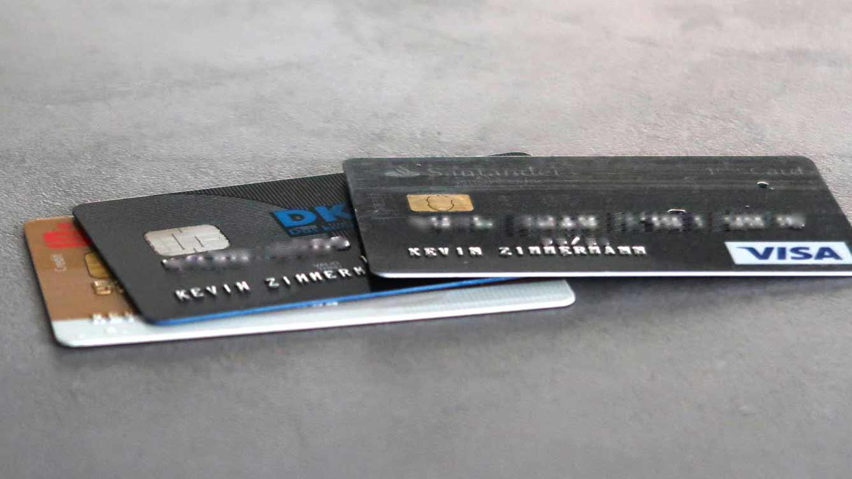 Reisekreditkarte Santander DKB