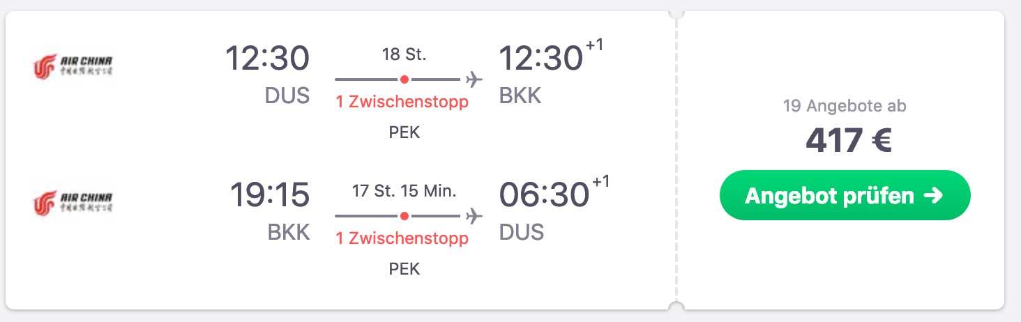 Wie findet man günstige Flüge