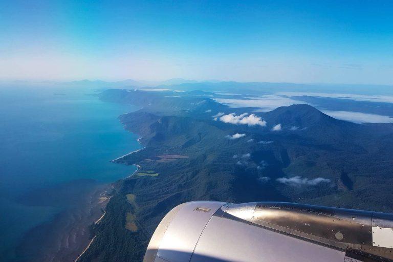 Wie findet man günstige Flüge - Unsere Top-Tipps! - Cairns von oben