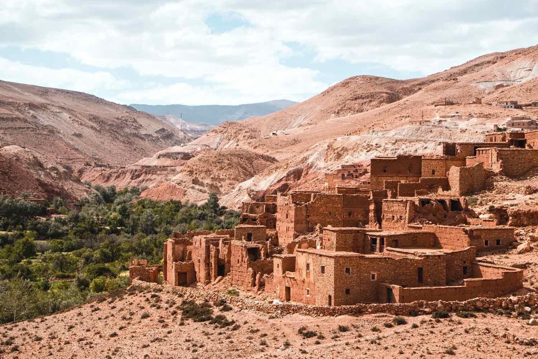 Marokko Individualreise | 2-Wochen-Reiseroute auf eigene Faust - Ait Ben Haddou