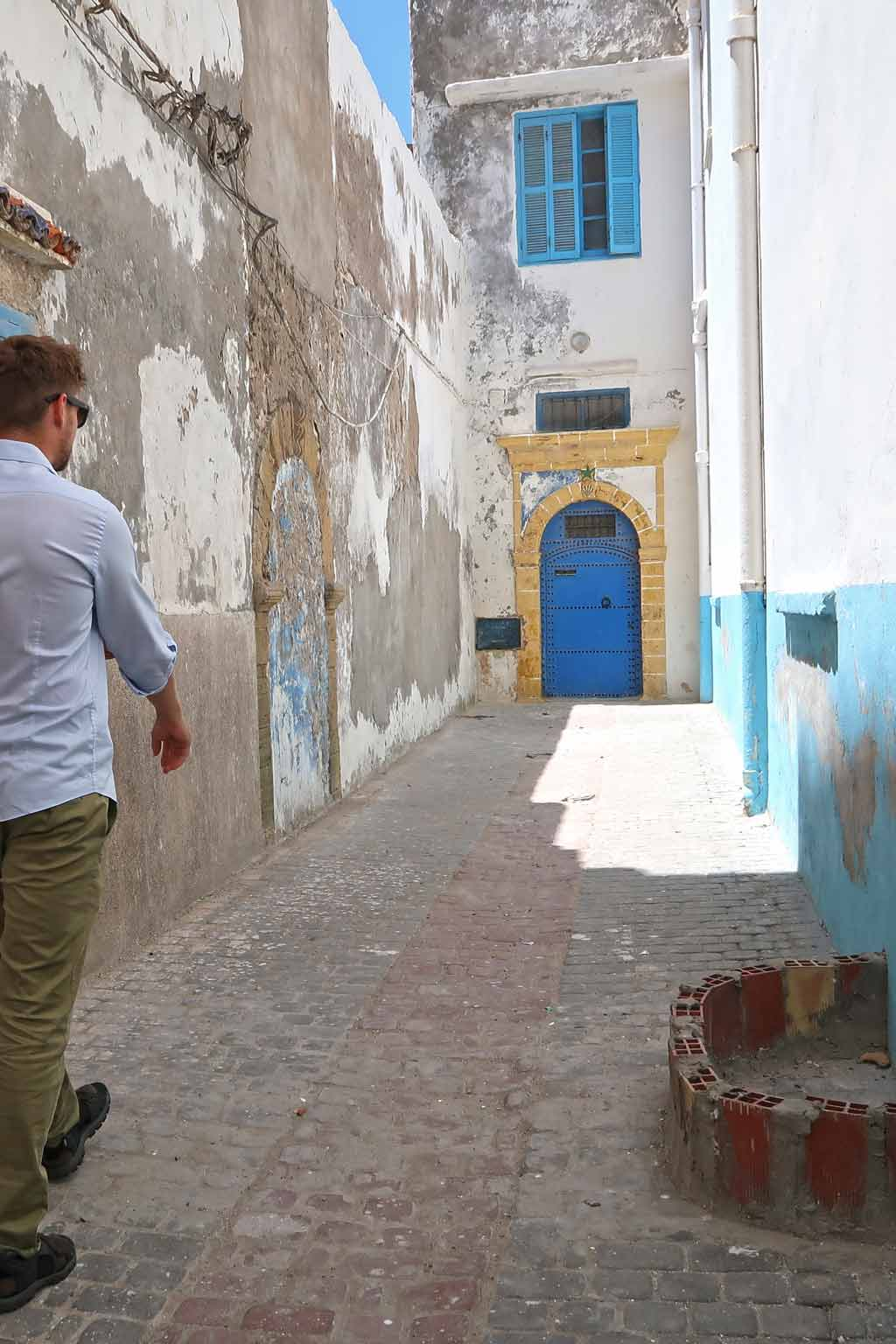 Kleidung in Marokko