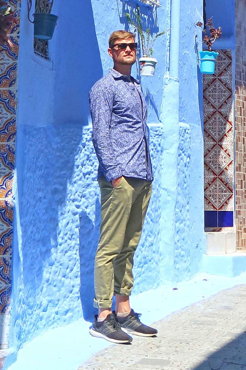 Kleidung für Marokko
