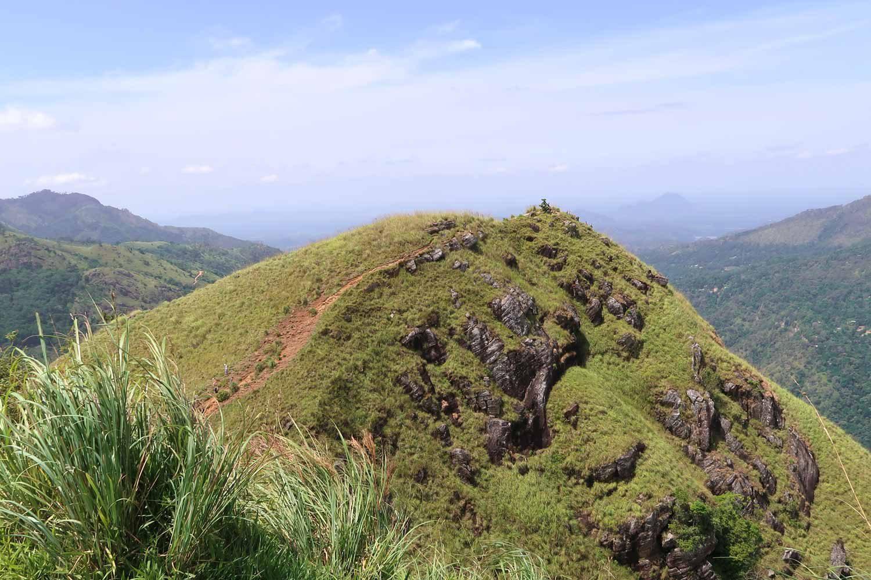 Little Adams Peak in Ella Sri Lanka