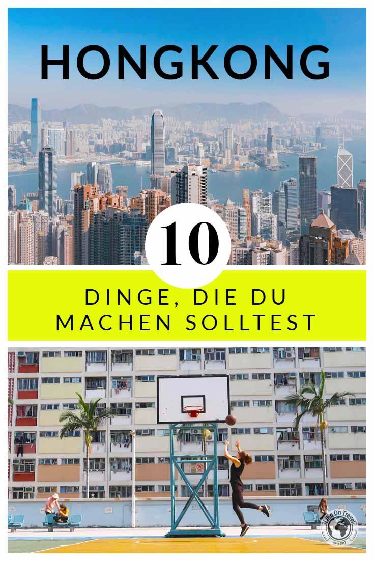 Die besten Hongkong Tipps für DICH! #china #reisetipps #tipps #toptipps #reiseblog #blog #likeontravel #highlights