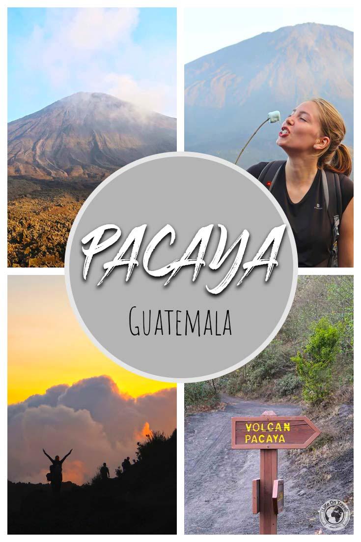 PACAYA VULKANTOUR - dein ultimatives Abenteuer in Guatemala! // Mittelamerika // Guatemala // Tagesausflug // Pacaya // Vulkantour // Vulkanwanderung // Wanderung // Reiseblog // Erfahrungsbericht // Tipps