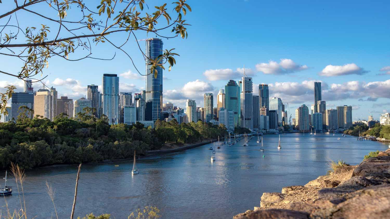 Mit dem Campervan entlang der Ostküste bis nach Brisbane!
