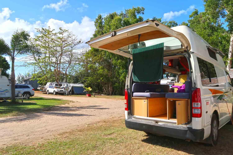 Campervan - ein geliehenes Zuhause auf vier Rädern!