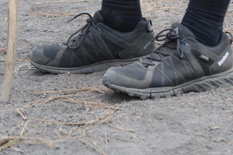 3976 Höhenmeter - Acatenango Vulkan Tour in Guatemala - Reebok Trekkingschuhe