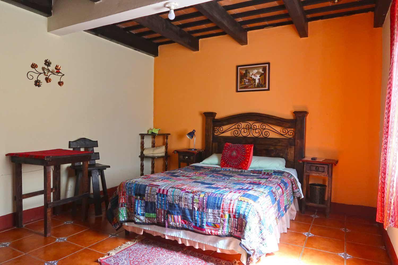 Hotelzimmer im Casa del Cerro in Antigua