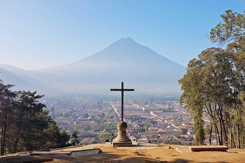 Antigua Sehenswürdigkeiten - 10 Dinge, die du machen solltest - Cerro de la cruz
