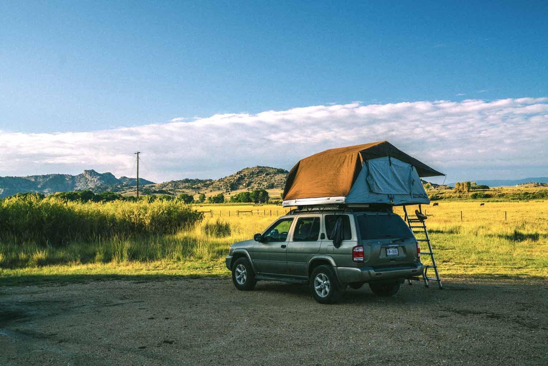 Campen in Australien - mit einem 4x4 und Dachzelt kannst du (fast) jede Gegend unsicher machen!