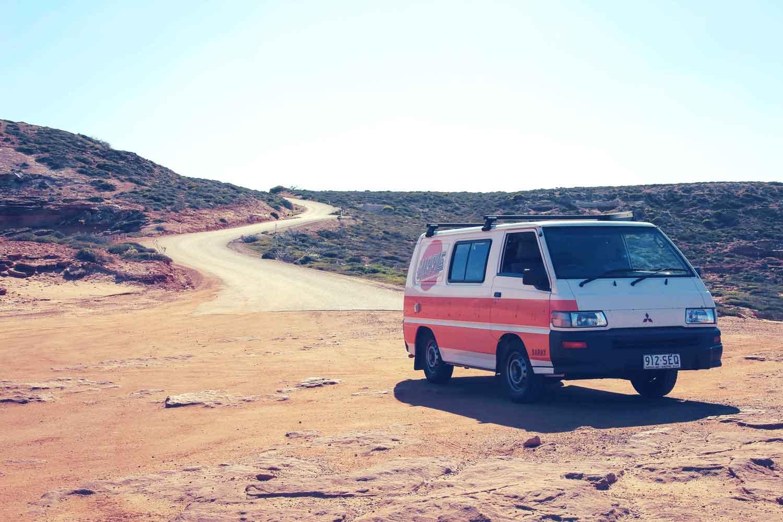 Campen in Australien: Mit dem Hippie Campervan bist du günstig und gemütlich unterwegs!
