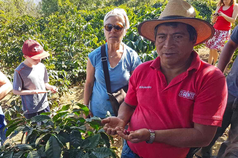 Antigua Kaffee Tour | Röste deinen guatemaltekischen Kaffee - DeLaGente