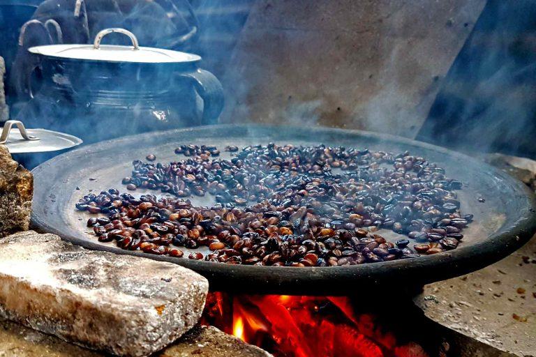 Antigua Kaffee Tour | Röste deinen guatemaltekischen Kaffee