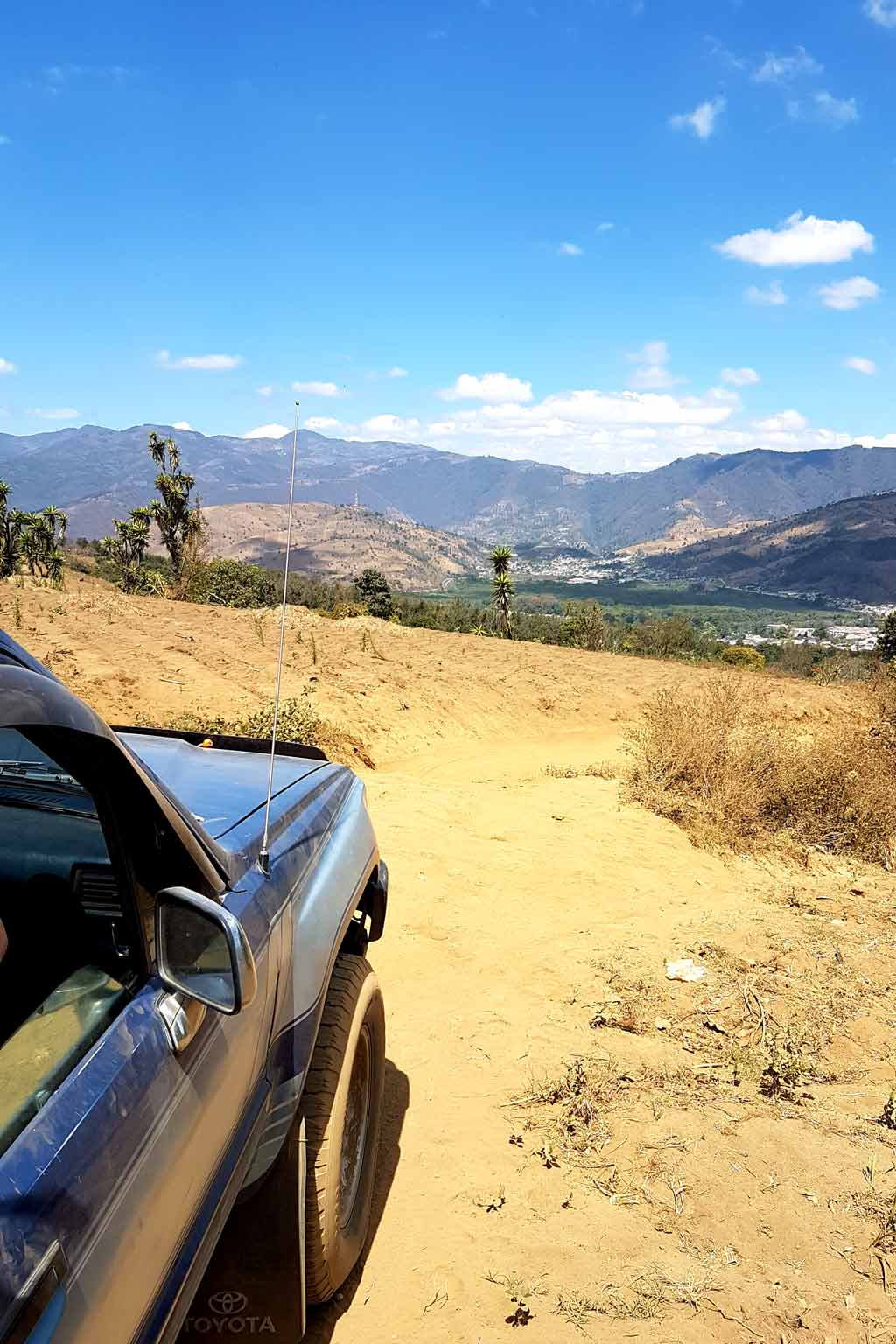 Antigua Kaffee Tour | Röste deinen guatemaltekischen Kaffee - Pick Up