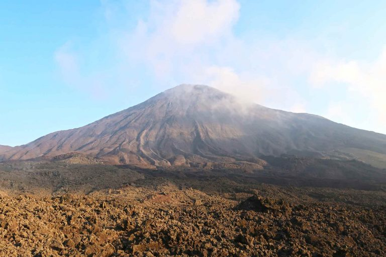 Pacaya Vulkan-Tour - Blick auf den Pacaya