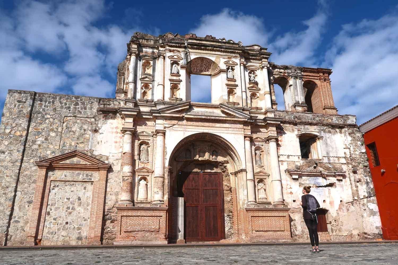 Spanisch lernen in Mittelamerika - Antigua
