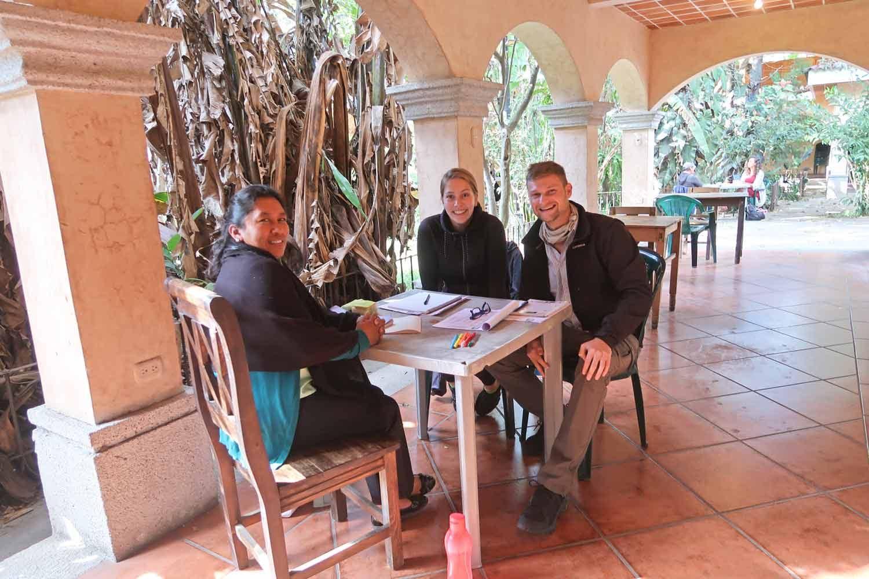 Spanisch lernen in Mittelamerika - Antigua Spanish Academy
