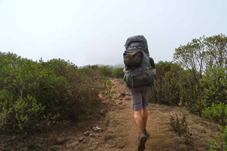 Vulkan Tajumulco - Höchster Punkt in Mittelamerika - Solotrekker