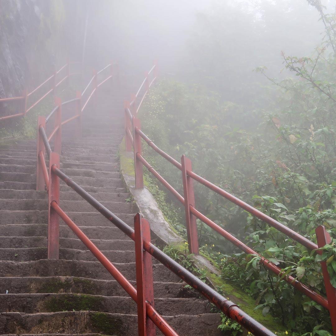Sri Lanka Reiseroute Adams Peak