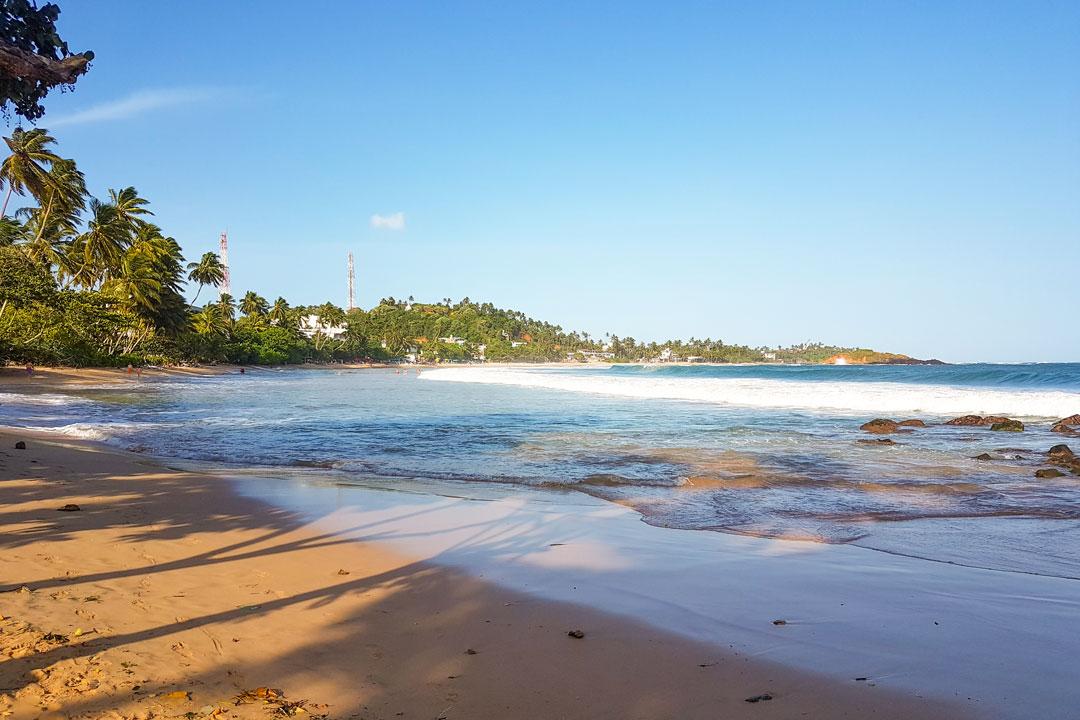 Reisewetter in Sri Lanka
