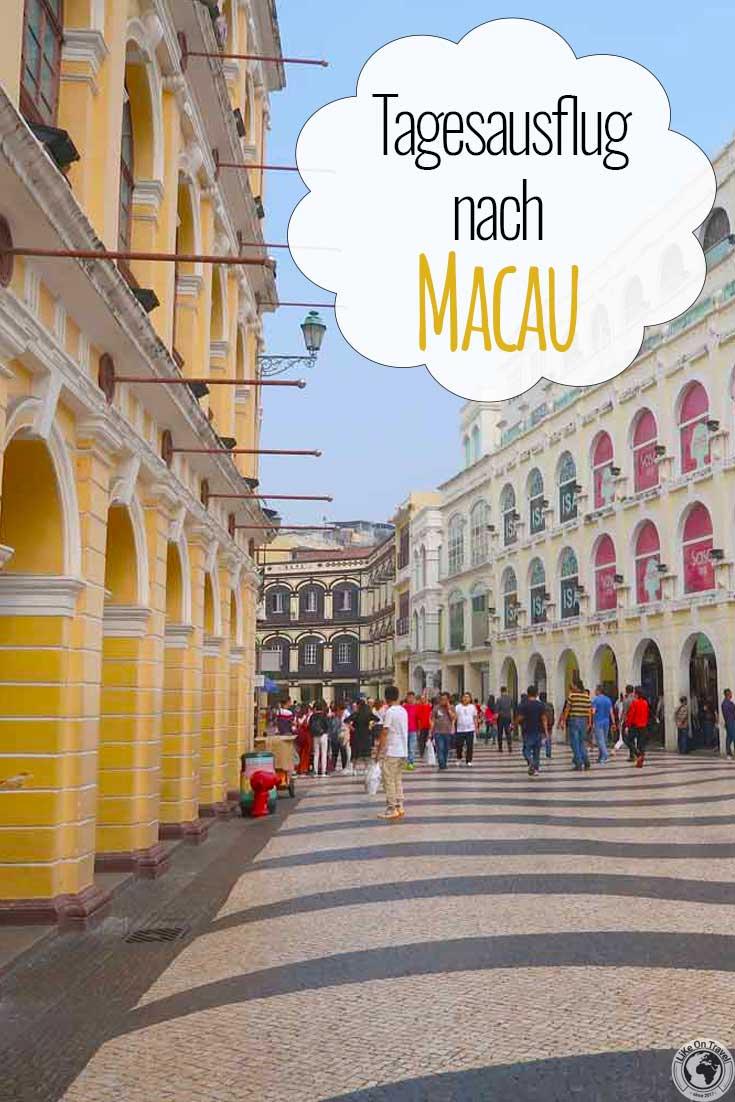 Von Hongkong nach Macau! #Tipps #Preise #Fortbewegungsmittel #Tagestrip #Sehenswürdigkeiten #Casinos #Reiseblog #Blog #likeontravel