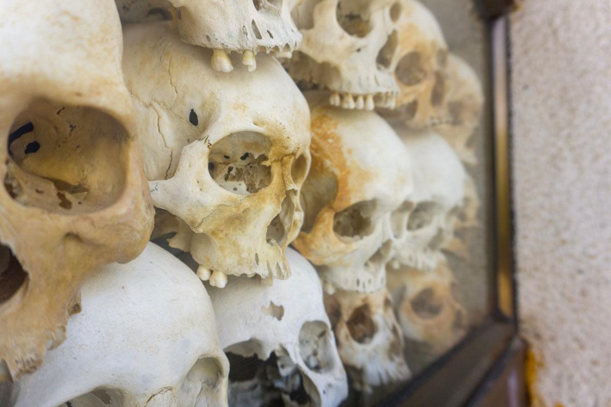 Kambodscha Rundreise - 11 Spots, die du nicht verpassen solltest! #kambodscha #rundreise #südostasien #killingfields #S21 #vergangenheit #geschichte #sehenswert