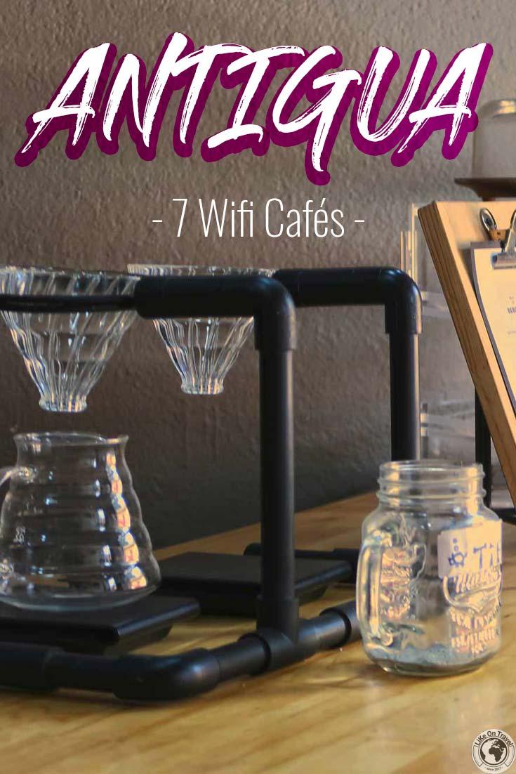 Die besten Wifi Cafés in Antigua! #guatemala #amerika #mittelamerika #digitalnomad #nomadenszene #wificafes #cafemitinternet #reiseblog #likeontravel