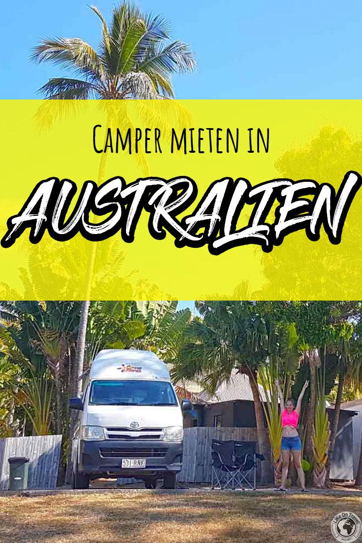 Camper mieten Australien: Alle Kosten & Preise beim Roadtrip! #australien #ostküste #vanlife #roadtrip #campervan #reisekosten #mieten #preise #reiseblog #erfahrungen