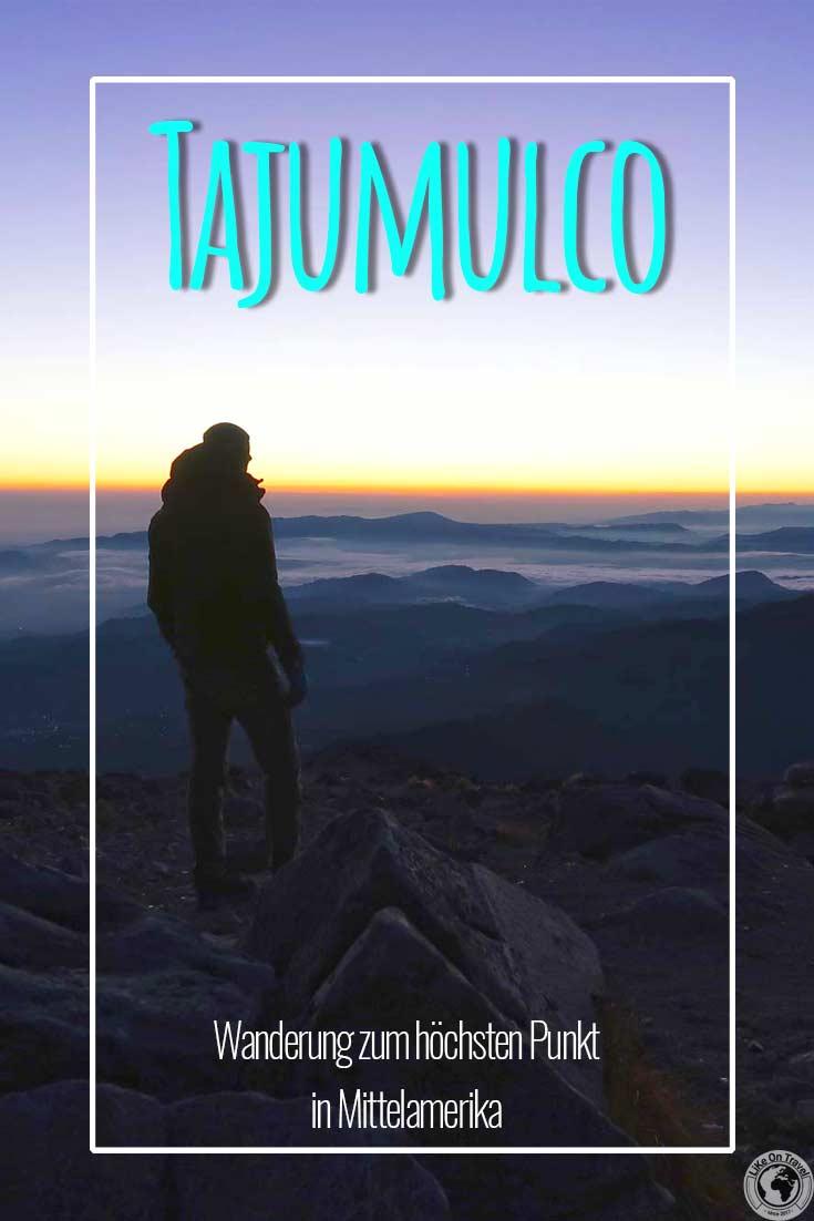TAJUMULCO - Wanderung zum höchsten Punkt in Mittelamerika! // GUATEMALA // AMERIKA // MITTELAMERIKA // WANDERUNG // HIKE // ERFAHRUNGSBERICHT // TIPPS // REISEBLOG