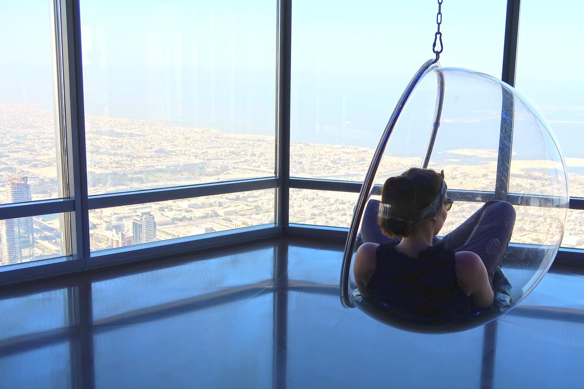 125. Stock des Burj Khalifa