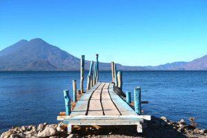 Guatemala Backpacking - Alle Tipps für die Rundreise - Lake Atitlan