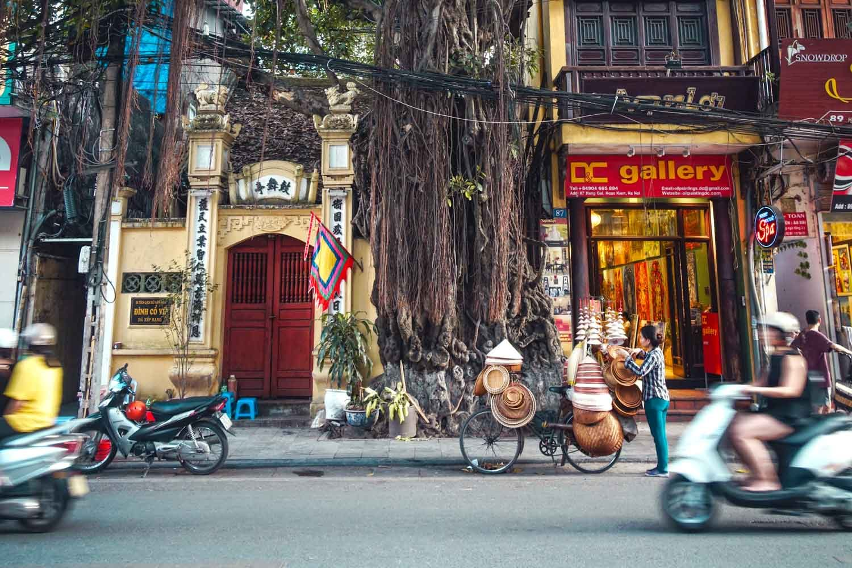 Hanoi Sehenswürdigkeiten - 10 Dinge, die du machen solltest