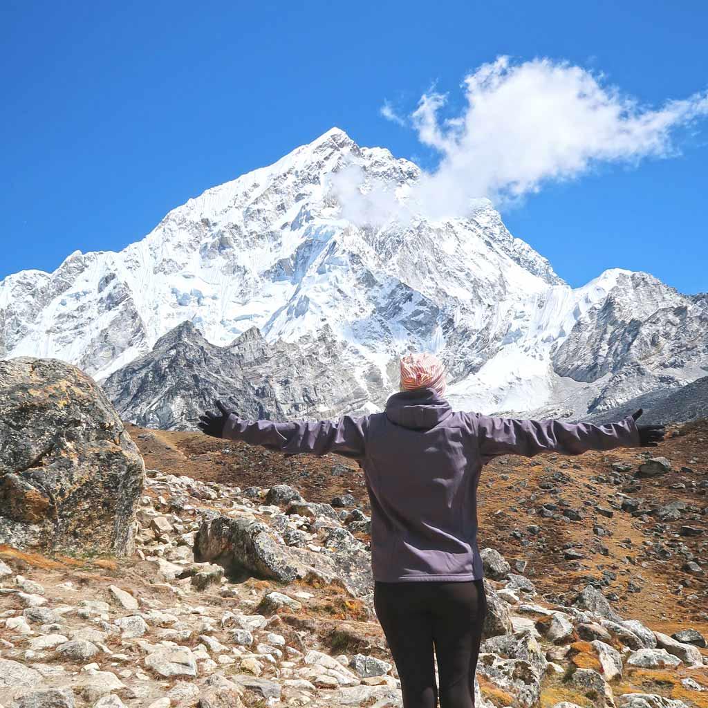 Wie Du deine Löffelliste kreierst! Der Weg zum Everest Base Camp