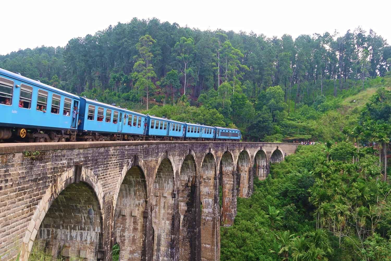 Wie Du deine Löffelliste kreierst! Etappe: Per Zug durch Sri Lanka