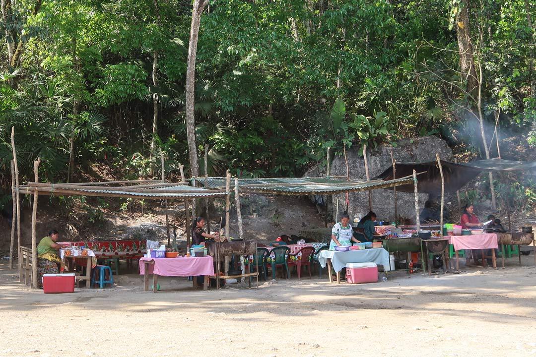Semuc Champey Restaurant