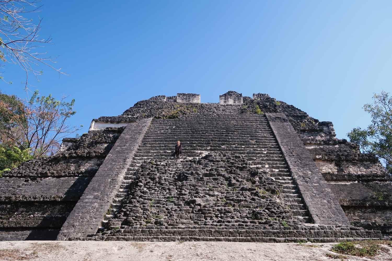 Tikal Guide - Die große Maya Stätte in Guatemala