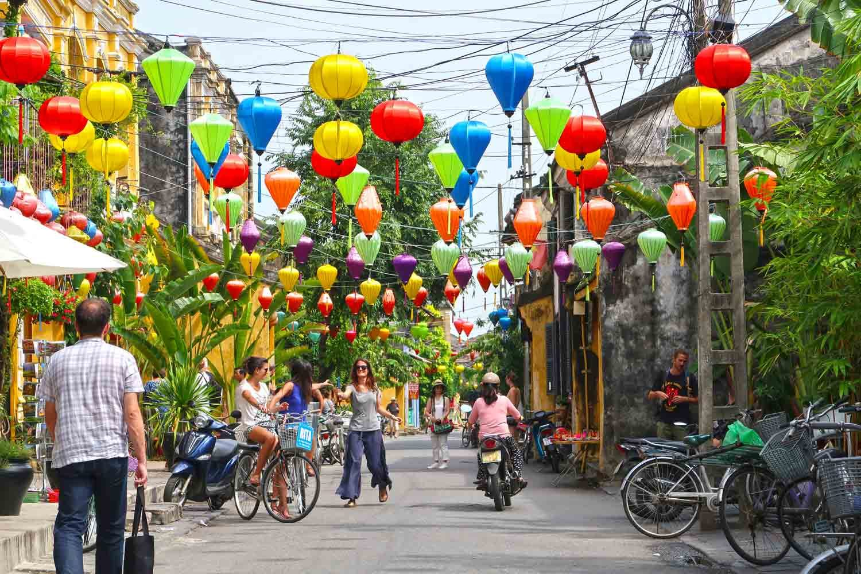Lampignon in Hoi An