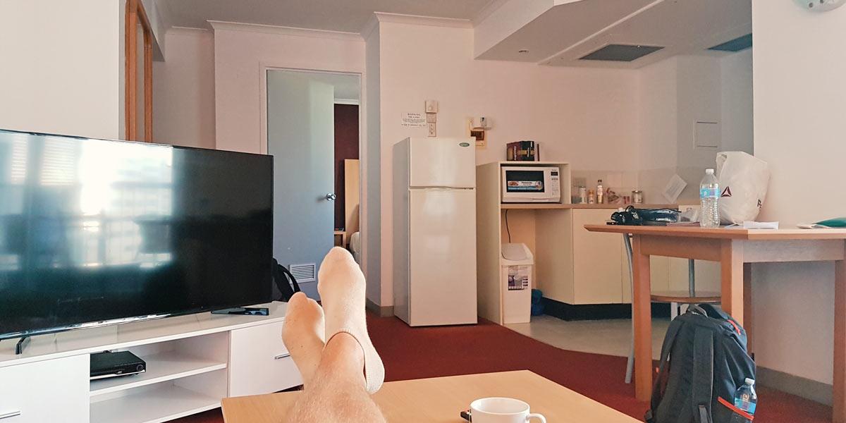 Australien Unterkunft in Brisbane - Apartment