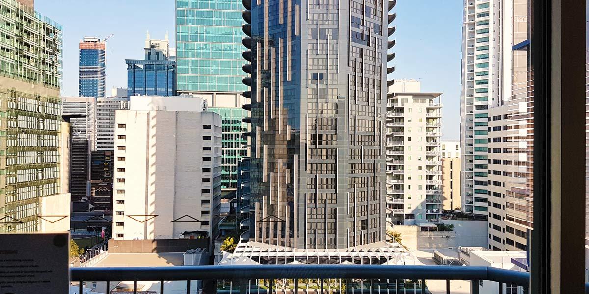 Australien Unterkunft in Brisbane