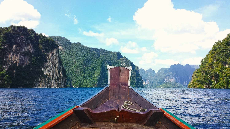 Thailand Reisetipps - Bootstour