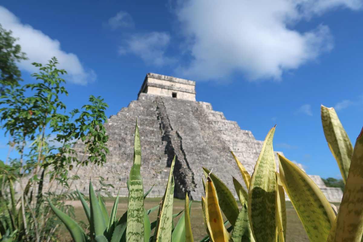 Chichen Itza Reiseziel Mexiko