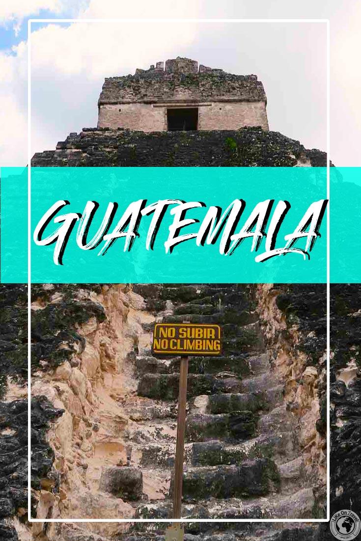 Tikal Guide - Die große Maya Stätte in Guatemala! #tipps #tikal #guatemala #mayastätte #reiseblog #reiseführer #kosten #bestezeit #ohneguide