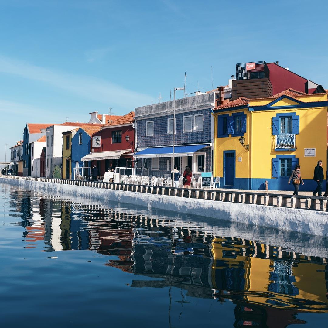 Averio, das Venedig von Portugal